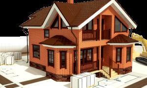 Описание основных этапов строительства домов из кирпича