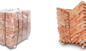 Сколько содержится кирпичей в одном поддоне — расчет количества в зависимости от размеров